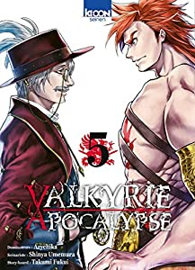 Valkyrie Apocalypse Edition simple Tome 5