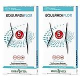 Boulardiiflor capsule è un integratore alimentare con Saccharomyces boulardii, utile per favorire l'equilibrio della flora intestinale, in particolare quando è alterata dall'assunzione di antibiotici o da disordini alimentari, e alfa-GOS, fibra gluco...