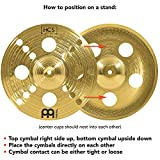 Immagine 2 meinl cymbals hcs12trs trash stack