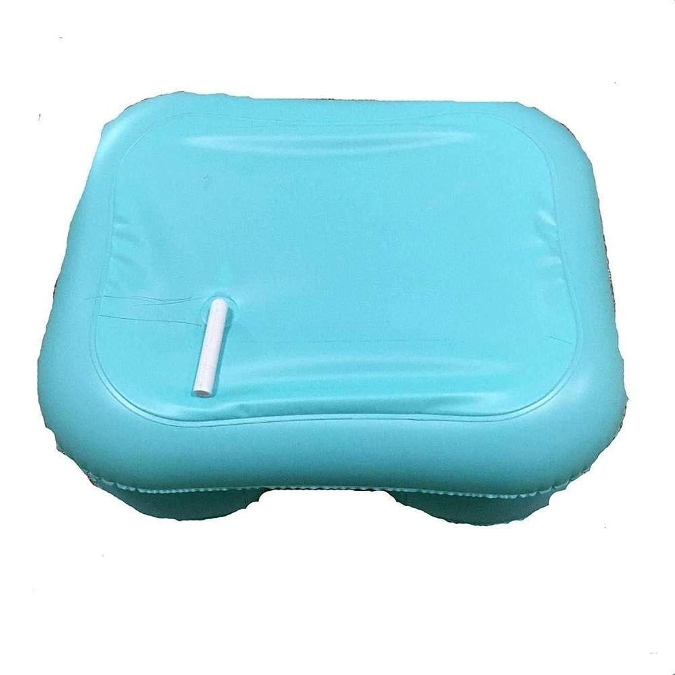 会話挨拶するパラメータ看護ベッド用シャンプー洗面器-高齢者障害妊婦用の医療用簡易洗面器洗面台