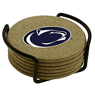 Thirstystone Pennsylvania State University with Holder Included Cork Gift Set