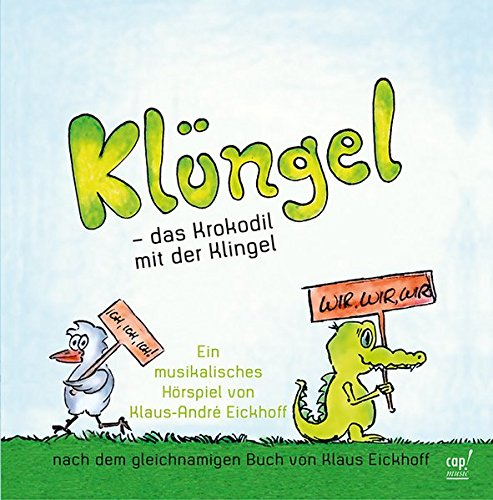 Klüngel - das Krokodil mit der Klingel (CD)