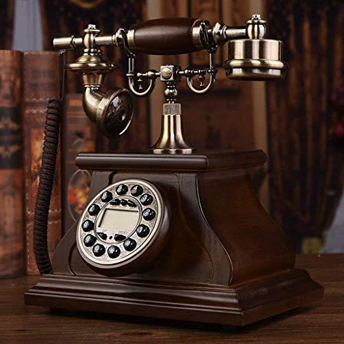 HYLH Möbel Alte Telefonapparate/Telefonoberseite Kreativtyp 24x16x27cm Mobiltelefon (Farbe: # 2
