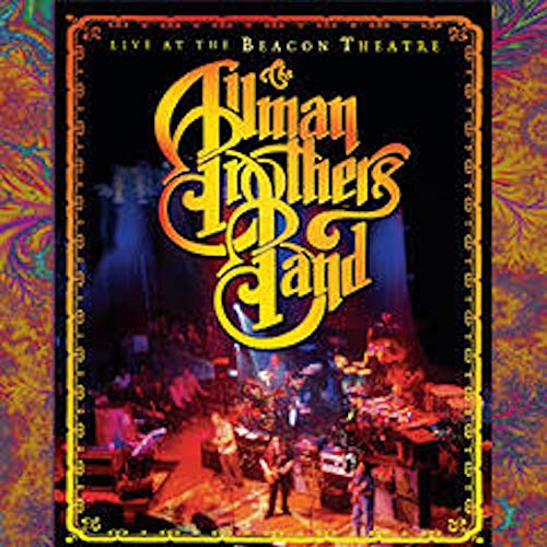 The Allman Brothers Band - Live At The Beacon Theatre [DVD] [2011]...