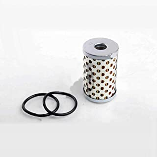 OIL FILTER 1 PC. WITH 2 O-RINGS FOR ROYAL ENFIELD BULLET #888414 - HKTNEW-US