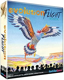 North Star Games Evolution Strategic Game | Flight Expansion