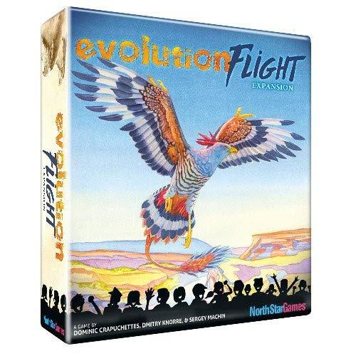 North Star Games EVO Evolution Flight Expansion Game, Multi