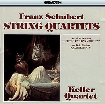 Schubert: String Quartets Nos. 12 and 14