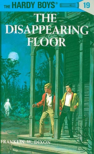 Hardy Boys 19: the Disappearing Floor (The Hardy Boys, Band 19)