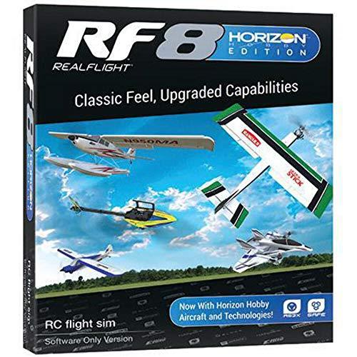 RealFlight 8 Horizon Hobby Edition: RF8 HH RC...