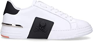 PHILIPP PLEIN Luxury Fashion Womens WSC1410PLE008N01 White Sneakers | Fall Winter 19
