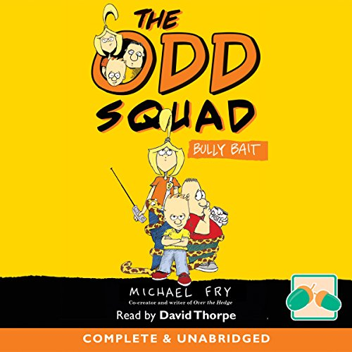 The Odd Squad cover art