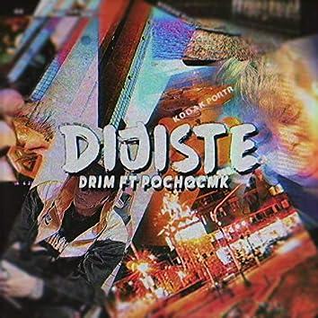 Dijiste (feat. Pochocmk)