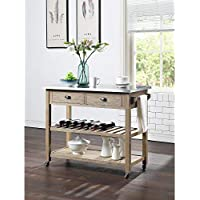 4D Concepts ALEX Kitchen Cart