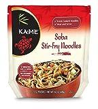 Ka-Me Stir Fry Noodles, Soba, 14.2 Ounce (Pack of 6)