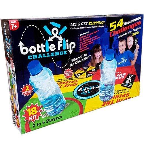 Bottle Flip Challenge Bordspel - Familieplezier voor 2-6 spelers