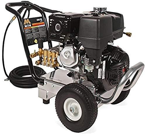 Mi-T-M CM-4200-0MMB cm (ChoreMaster) Series Pressure Washer, Gasoline Direct Drive, 4200 psi, 3.4 GPM, 420 cc Mi-T-M OHV Displacement/Engine