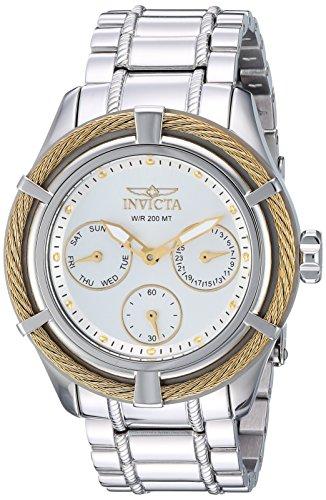 Invicta 24454 - Reloj de Pulsera Mujer,...