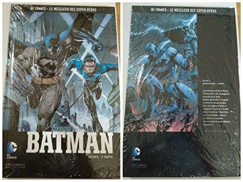 DC Comics - Le meilleur des super-héros - BATMAN : Silence 1er Partie - Jim Lee