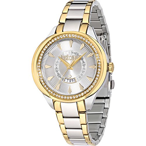 Reloj JUST CAVALLI R7253571502 Plateado Mujer