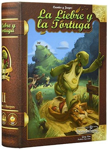 Devir Iberia 925708 La Liebre Y La Tortuga