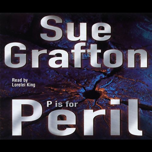 P is for Peril cover art