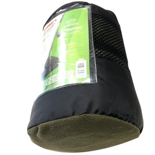 コールマン Coleman フリース スリーピング 寝袋 シュラフ 10℃ (モスグリーン)