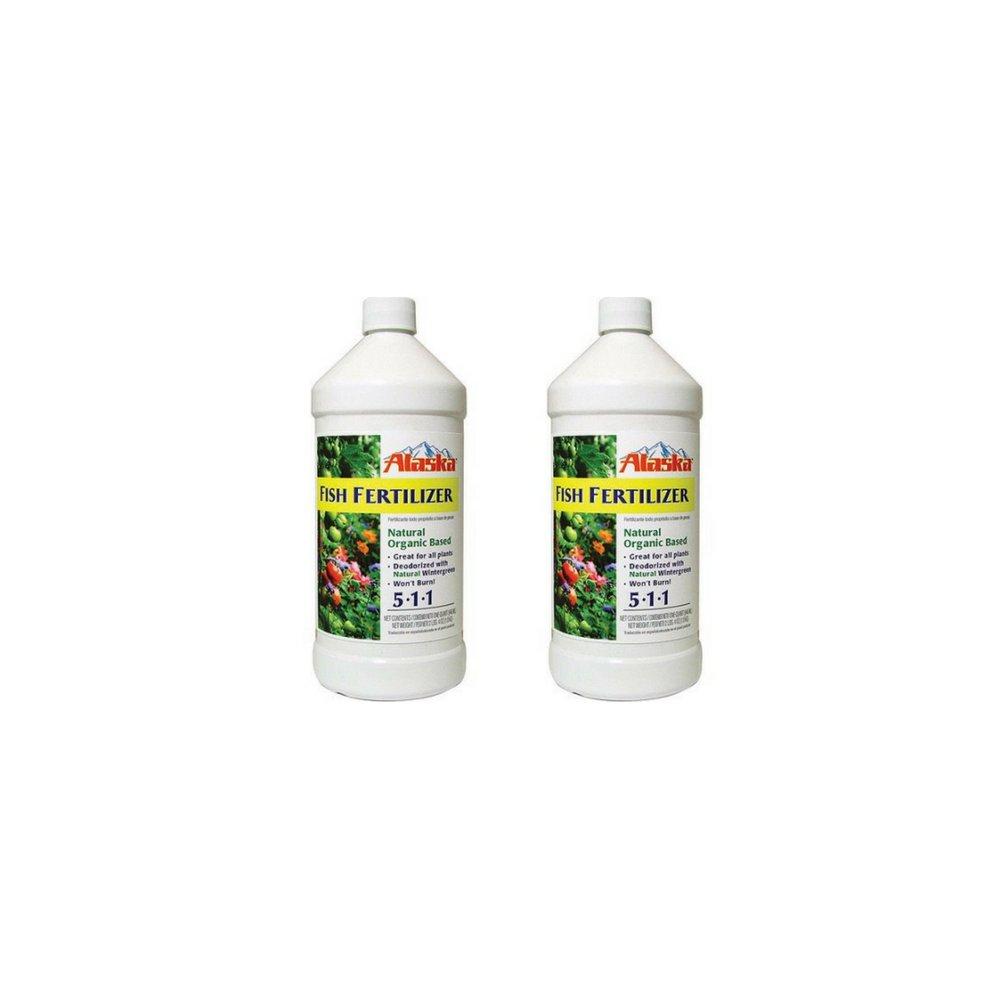 Miller Alaska Fertilizer Concentrate 2 Pack