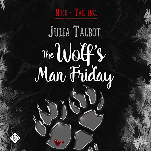 The Wolf's Man Friday audiobook cover art