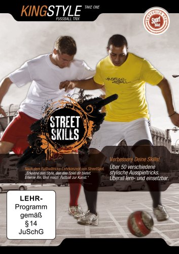 Street Skills Kingstyle Fussball Trix - Take One