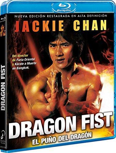 El Puño Del Dragón [Blu-ray]