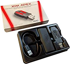 Xim Apex Keyboard and Mouse Adaptor Compatible with PlayStation 4