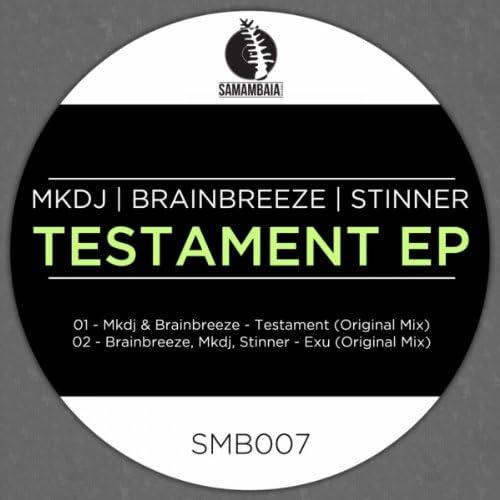 Mkdj, Brainbreeze, Stinner