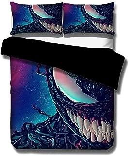 Best venom bed sheets Reviews