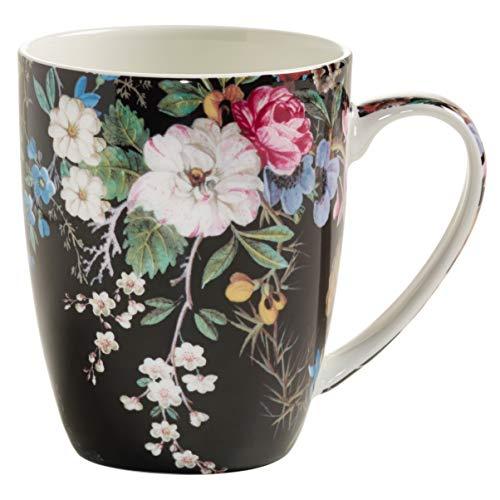 Maxwell & Williams Kilburn Kaffeebecher, Porzellan, Mehrfarbig, 1 Stück (1er Pack)
