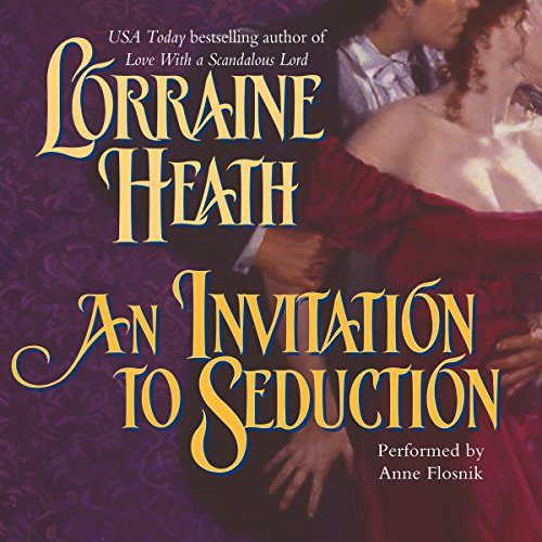 An Invitation to Seduction audiobook cover art