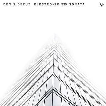 Electronic 959 Sonata
