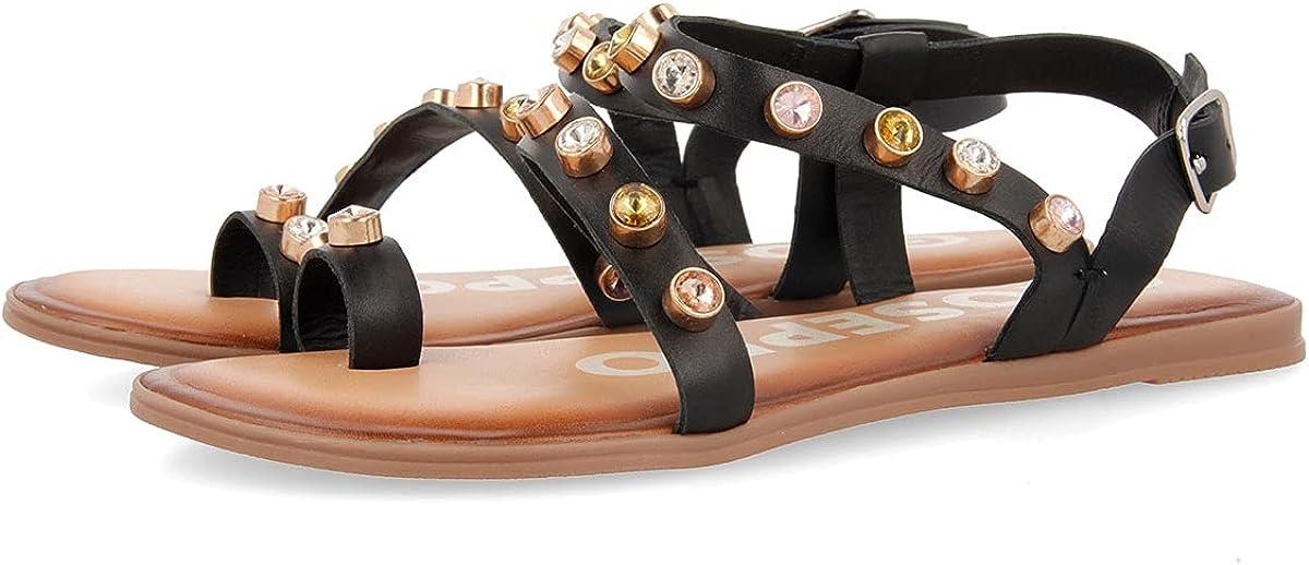 Omaha Mall GIOSEPPO Women's Halcott Open Sandals Toe Special price