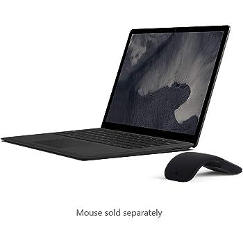 Microsoft Surface Laptop 2 (Intel Core i5, 8GB RAM, 256 GB) - Black (Renewed)