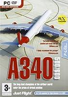 A340 500/600 Add-on for Microsoft Flight Simulator 2004