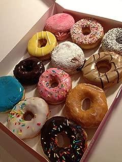 Home Comforts Food Breakfast Doughnut Sugar Fun Donuts Sweet Vivid Imagery Laminated Poster Print 24 x 36
