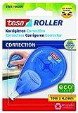 Roller Corrector tesa para zurdos y diestros en blister, 10m x 4,2 mm