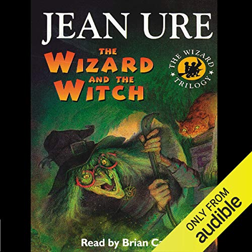 The Wizard and the Witch cover art