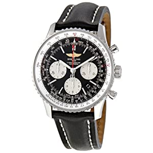 Breitling Watches Breitling Men's AB012012-BB01 Navitimer Chronograph Stainless Steel Watch