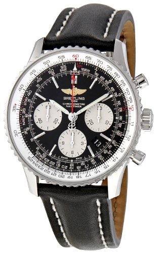 Breitling Watches Breitling Men's AB012012-BB01 Navitimer Chronograph Stainless