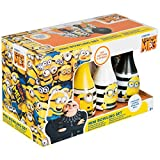 Despicable Me 3 Minions Diez Pin Bolos Bolos and Ball Set Niños Infantes Oficial
