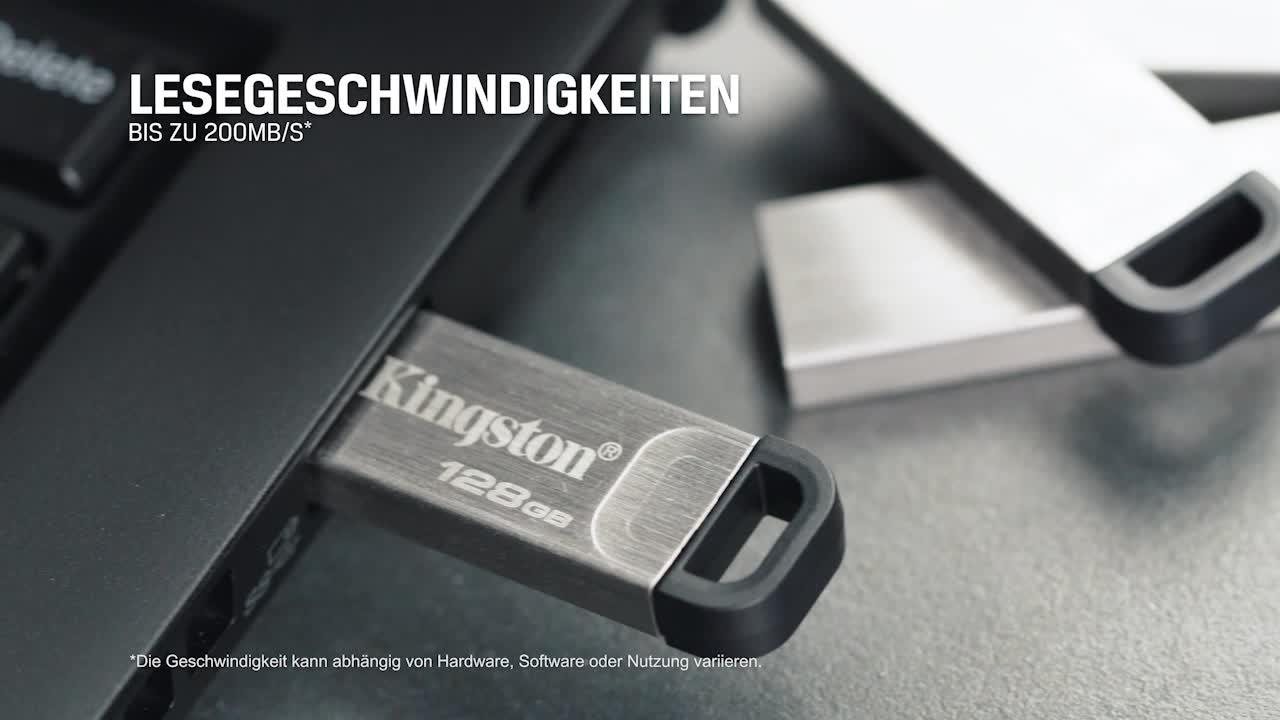 Kingston Datatraveler Kyson Usb Stick Usb3 2 256gb Computer Zubehör