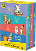 Emmie & Friends 4-Book Box Set: Invisible Emmie, Positively Izzy, Just Jaime, Becoming Brianna