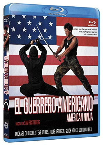 El Guerrero Americano BD 1985 American Ninja [Blu-ray]