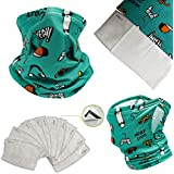 Neck Gaiter Bandana Girl Boy, Magical Multi...